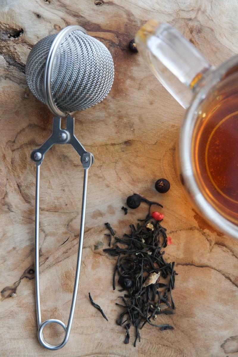 Accessoire à thé